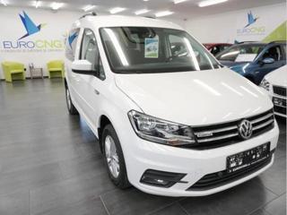 Volkswagen Caddy 1.4 TGI LIFE Záruka 1 rok MPV CNG