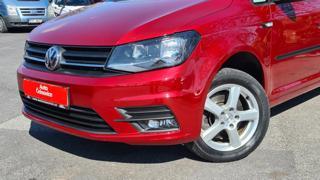 Volkswagen Caddy 2,0 TDI Maxi, 7 Míst Comfortline MPV