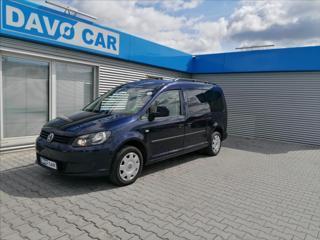 Volkswagen Caddy 1,6 TDi 75kW Cool 7-Míst MAXI MPV nafta
