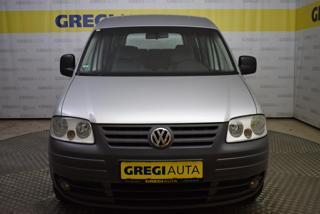 Volkswagen Caddy 1,6MPi LIFE ,7MÍST,TOP STAV MPV
