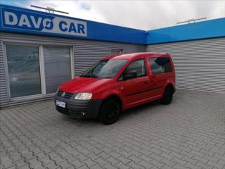 Volkswagen Caddy 1,9 TDi 77kW Life Aut. klima MPV nafta