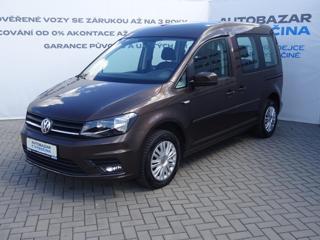 Volkswagen Caddy 2.0TDi ČR+1 majitel!!! 60tis.km!!! MPV