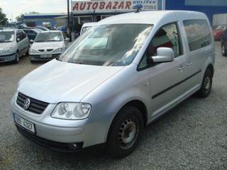 Volkswagen Caddy 2,0 CNG MPV