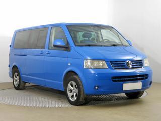 Volkswagen Caravelle 2.5 TDI 96kW minibus nafta