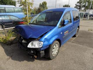 Volkswagen Caddy 2.0 Life CNG,klimatizace MPV CNG