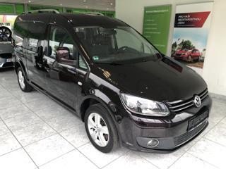 Volkswagen Caddy 2.0TDi 103kW MAXI 7 MÍST  KŮŽE MPV