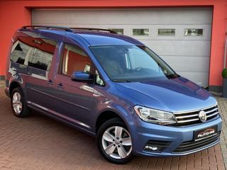 Volkswagen Caddy Maxi 2.0TDi DSG Navi Webasto MPV