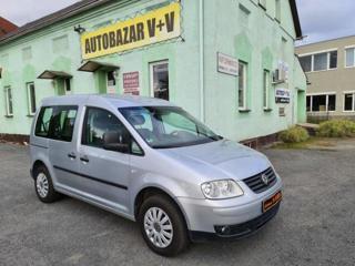 Volkswagen Caddy 1,9 TDi LIFE MPV nafta