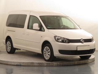 Volkswagen Caddy 2.0 TDI 103kW pick up nafta