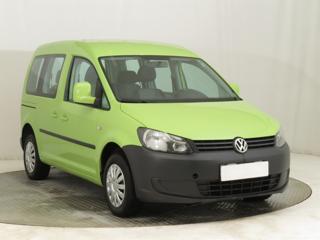 Volkswagen Caddy 1.2 TSI 63kW pick up benzin