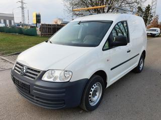 Volkswagen Caddy 2.0i CNG,KLIMA,EL.OKNA pick up