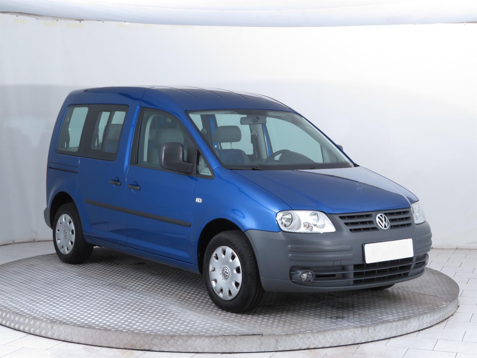 Volkswagen Caddy 1.6 75kW pick up benzin