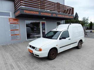 Volkswagen Caddy 1.9 d pick up nafta