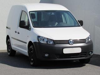 Volkswagen Caddy 1.4TGi, Serv.kniha pick up CNG + benzin