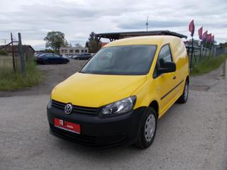 Volkswagen Caddy 2.0 TDi 4Motion, 62 kW, 4X4 pick up