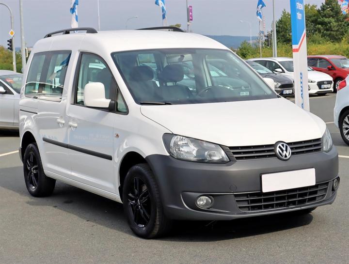 Volkswagen Caddy 1.6 TDI 75kW pick up nafta
