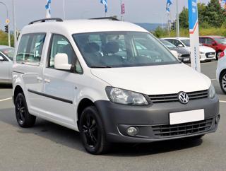 Volkswagen Caddy 1.6 TDI 75kW pick up nafta - 1