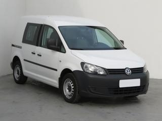 Volkswagen Caddy 2.0 EcoFuel 80kW pick up CNG