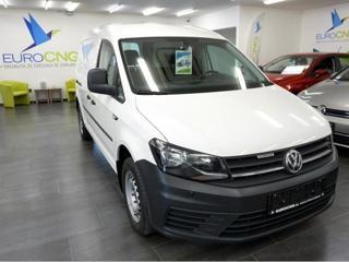 Volkswagen Caddy 1.4 maxi skříň CNG