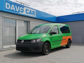 Volkswagen Caddy 2,0 TDI Klima 1.Maj. DPH Maxi kombi nafta - 9