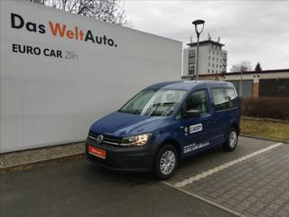 Volkswagen Caddy 1,4 TGI  BMT TRENDLINE užitkové CNG + benzin