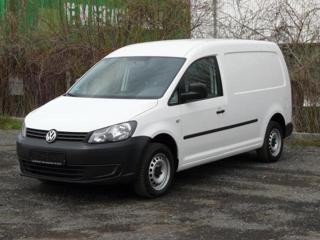 Volkswagen Caddy 1.6 TDi maxi užitkové nafta