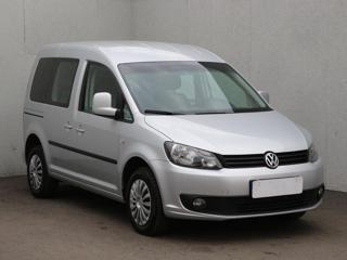 Volkswagen Caddy 1.6 TDi, Serv.kniha, ČR užitkové nafta