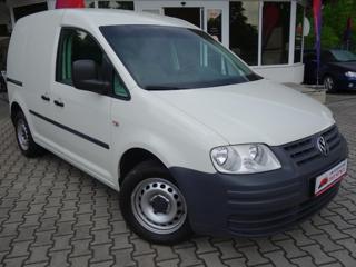 Volkswagen Caddy 2.0 SDi 51kW -ASR-TAŽ.ZAŘÍZENÍ užitkové