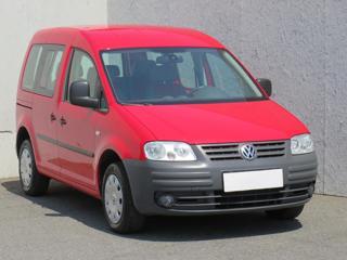 Volkswagen Caddy 1.4 16V, Serv.kniha, ČR užitkové benzin