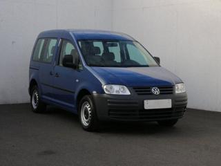 Volkswagen Caddy 1.9TDi, Serv.kniha užitkové nafta