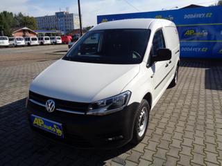 Volkswagen Caddy L2H1 2.0TDI KLIMA užitkové