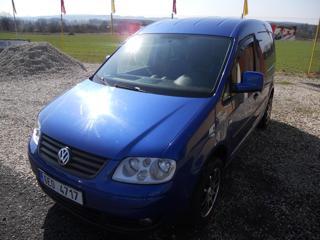 Volkswagen Caddy Life 1.9 TDi 77 kw VAN