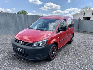 Volkswagen Caddy 1.6 TDI 55 kW Life 5 míst VAN