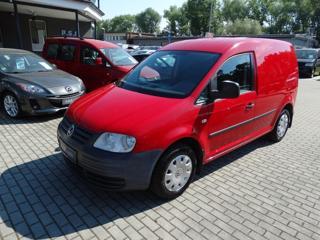 Volkswagen Caddy 2,0SDI 51KW ČR KLIMA SERVIS TOPSTAV VAN