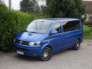 Volkswagen Caravelle 2,0 TDi  DSG * 4MOTION * DVD TV VAN nafta