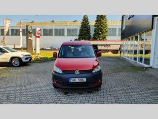 Volkswagen Caddy 1.6 TDi Trendline VAN nafta