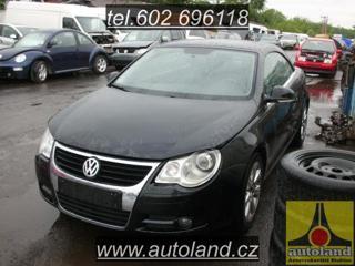 Volkswagen EOS VOLAT 602 696118 kabriolet nafta