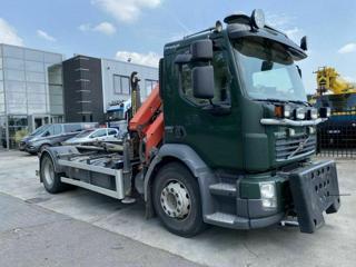 Volvo 280 4x2 HNK s Hydr.rukou pro přepravu kontejnerů