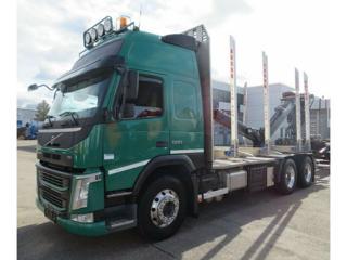 Volvo FM500 6x4 lesovůz pro přepravu dřeva