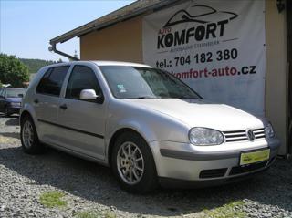 Volkswagen Golf 1,4 hatchback benzin