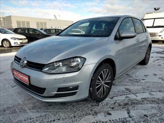 Volkswagen Golf 2,0 TDi 110kW *ALLSTAR *NAVI *VÝHŘEV* hatchback nafta