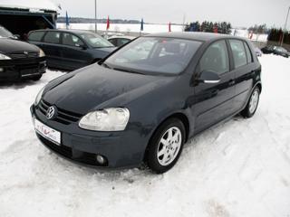 Volkswagen Golf 2,0FSi DSG odpočet DPH hatchback