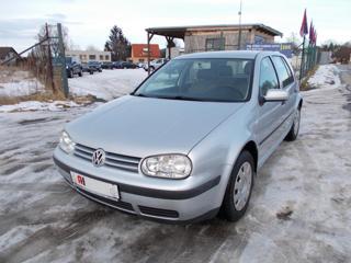 Volkswagen Golf IV. 1.9 TDi, 66kW, Klima hatchback