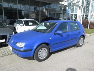 Volkswagen Golf 1,4 MPi 55KW Limit TOP STAV hatchback benzin