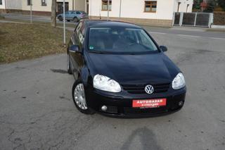Volkswagen Golf 1,4 16V digi klima, servisní k. hatchback