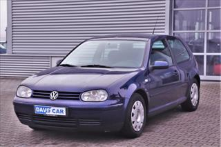 Volkswagen Golf 1,9 TDI Klima Serv.kn. STK 9/21 hatchback nafta