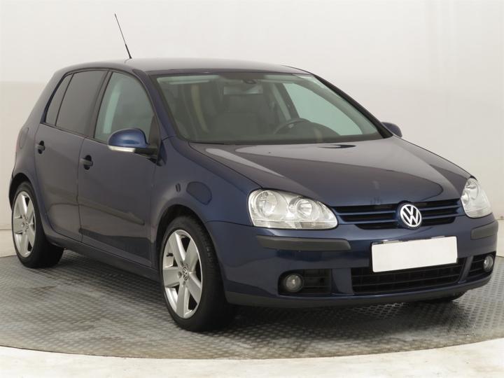 Volkswagen Golf 2.0 TDI 103kW hatchback nafta