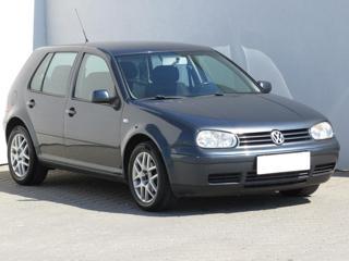 Volkswagen Golf 1.6 16V, Serv.kniha, ČR hatchback benzin