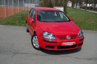 Volkswagen Golf 1.6i 75kW klima Serv.kniha hatchback