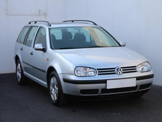 Volkswagen Golf 1.6i, Serv.kniha hatchback benzin